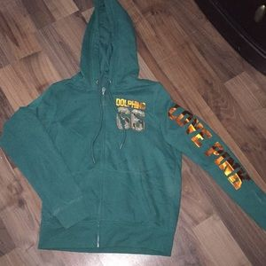 NFL Victoria Secret Dolphins jacket